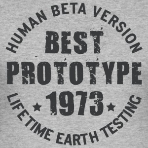 1973 - The year of birth of legendary prototypes - Men's Slim Fit T-Shirt