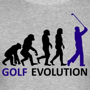 ++ ++ Golf Evolution - Men's Slim Fit T-Shirt
