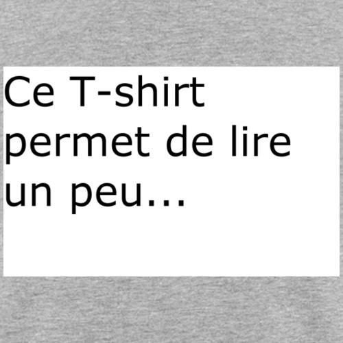 t shirt3 - T-shirt près du corps Homme