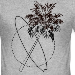 Summervibe - slim fit T-shirt