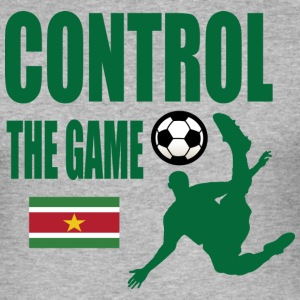 Control The Game - Men's Slim Fit T-Shirt