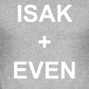 ISAK + EVEN - Männer Slim Fit T-Shirt