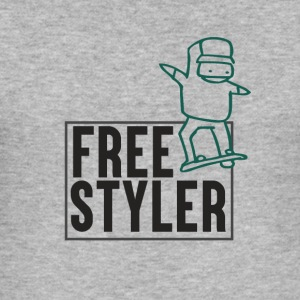 fri Styler - Slim Fit T-shirt herr