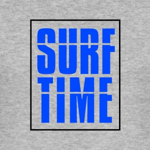 SURF TIME - Slim Fit T-skjorte for menn