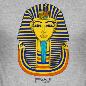 Tutankhamon - Slim Fit T-skjorte for menn