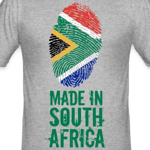 Made In South Africa / South Africa - Men's Slim Fit T-Shirt
