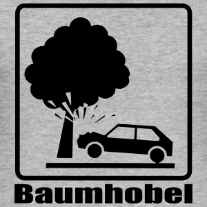 Baumhobel - Männer Slim Fit T-Shirt