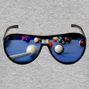 Cool Pool Shades - Slim Fit T-shirt herr