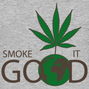 Smoke It Good - Tee shirt près du corps Homme