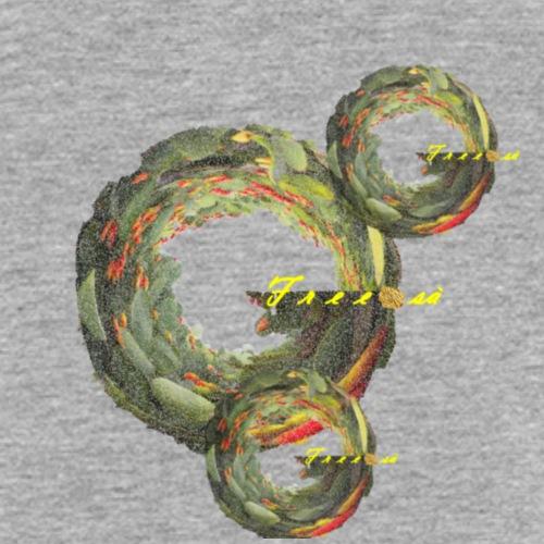 Freesà Ficatigne (fichi dìindia) - Maglietta aderente da uomo