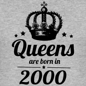 Queen 2000 - Männer Slim Fit T-Shirt