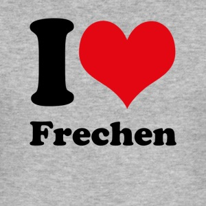 I love Frechen - Men's Slim Fit T-Shirt