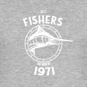 Present for fishers born in 1971 - Men's Slim Fit T-Shirt
