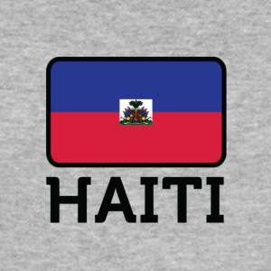 National Flag Of Haiti - Men's Slim Fit T-Shirt