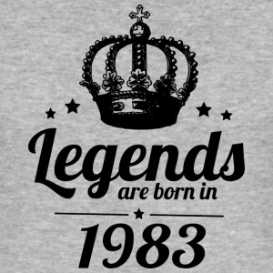 Legends 1983 - Men's Slim Fit T-Shirt