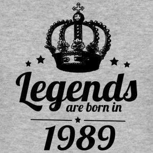 Legends 1989 - Herre Slim Fit T-Shirt