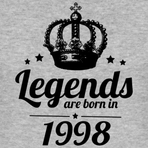 Legends 1998 - Männer Slim Fit T-Shirt