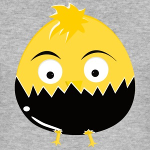 FUNNY CHICKEN - Männer Slim Fit T-Shirt