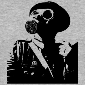 gas-mask - Men's Slim Fit T-Shirt