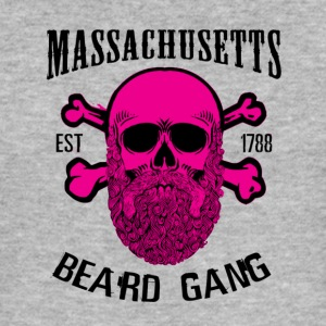 MASSACHUSETTS - Slim Fit T-skjorte for menn