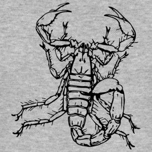 Scorpion - Herre Slim Fit T-Shirt