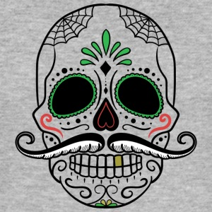 DAY OF THE DEAD COLLECTION - Männer Slim Fit T-Shirt