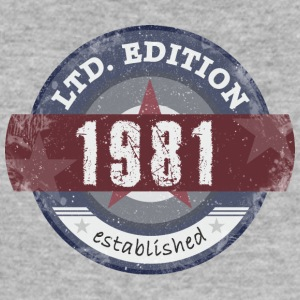 LtdEdition 1981 - Männer Slim Fit T-Shirt