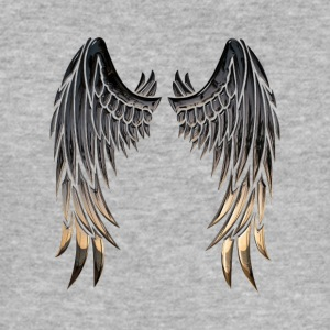 Angelwings - Tee shirt près du corps Homme