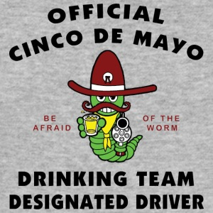 Cinco de Mayo Drinking Team Driver - Men's Slim Fit T-Shirt