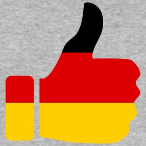 GERMANY MY COUNTRY COLLECTION - Männer Slim Fit T-Shirt