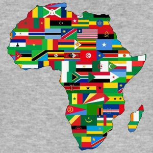 africa collection - Men's Slim Fit T-Shirt