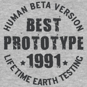 1991 - The birth year of legendary prototypes - Men's Slim Fit T-Shirt