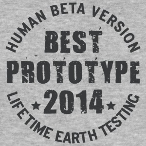 2014 - The birth year of legendary prototypes - Men's Slim Fit T-Shirt