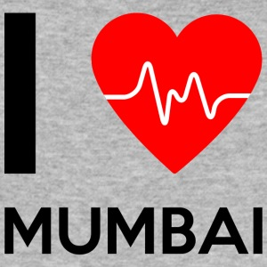 I Love Mumbai - I Love Mumbai - Men's Slim Fit T-Shirt