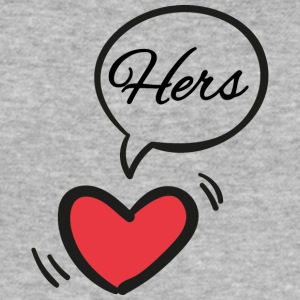 Hers Kærlighed Friend - Herre Slim Fit T-Shirt