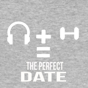 the perfect date - Men's Slim Fit T-Shirt