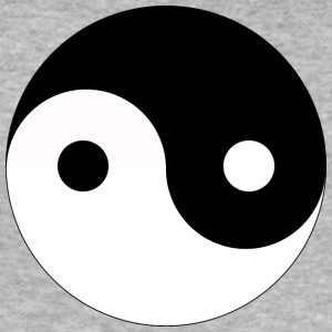 YingYang - slim fit T-shirt