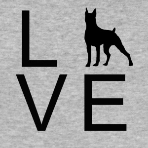 Dog Love 2 - Men's Slim Fit T-Shirt
