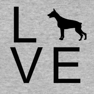 Dog Love 6 - Men's Slim Fit T-Shirt