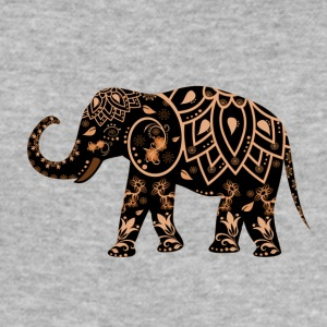 elefant - Slim Fit T-skjorte for menn