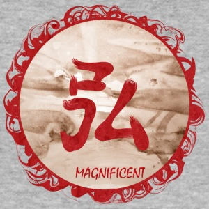 magnifik - Slim Fit T-shirt herr