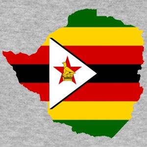 zimbabwe samling - Slim Fit T-skjorte for menn