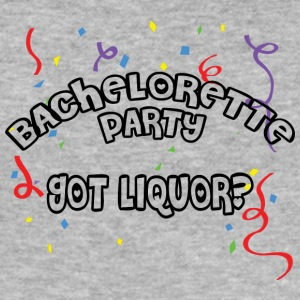 Bachelorette Party Drinking - slim fit T-shirt