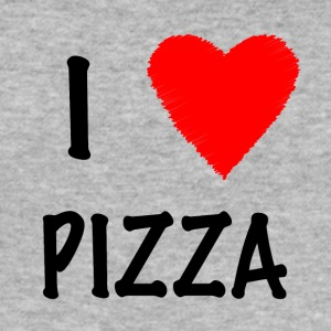 I Love Pizza - Men's Slim Fit T-Shirt