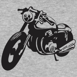 Biker motorcycle - Men's Slim Fit T-Shirt