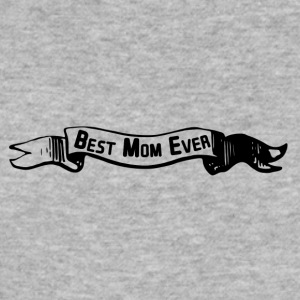 best mom banner - Männer Slim Fit T-Shirt