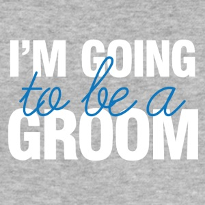 Wedding / Marriage: I'm going to be a Groom. - Men's Slim Fit T-Shirt