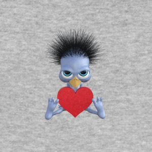 Crazy Duck - Herre Slim Fit T-Shirt