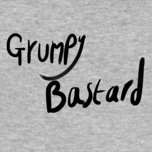 Grumpy Bastard - Men's Slim Fit T-Shirt