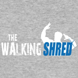 The Walking Shred - Men's Slim Fit T-Shirt